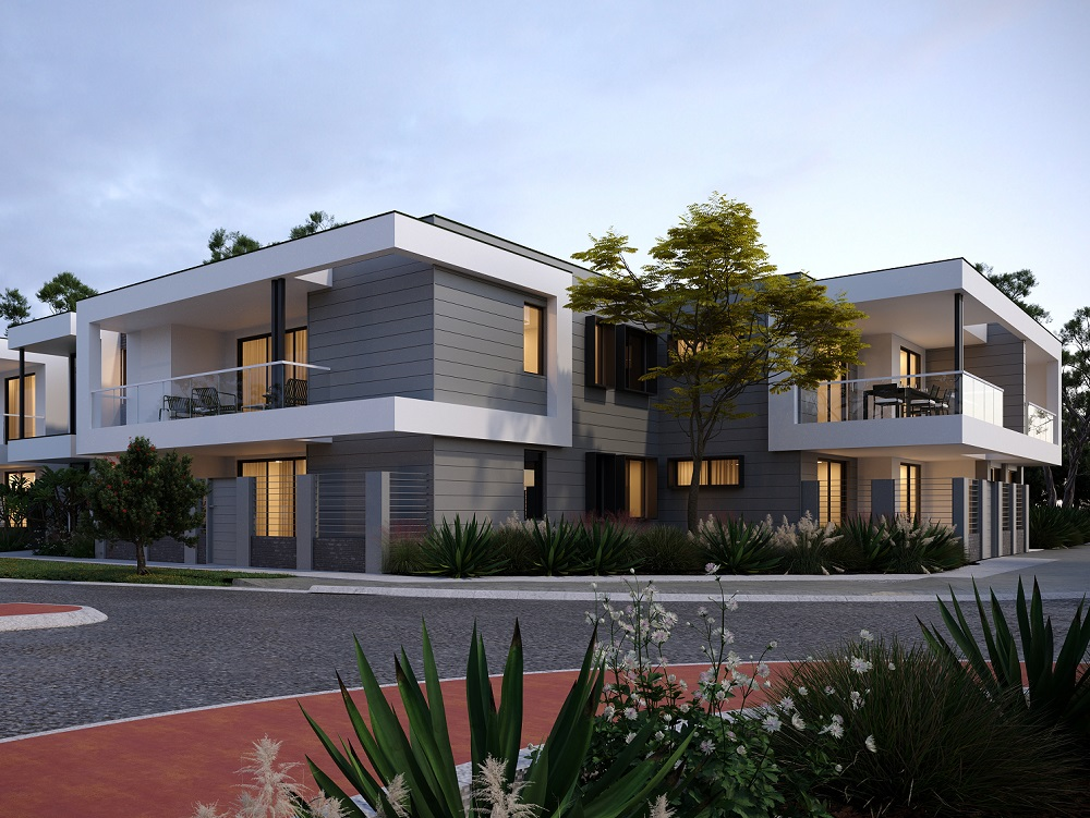 Concept design of SDA accommodation in Busselton